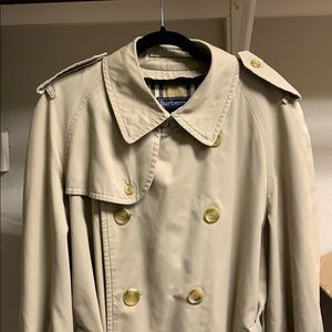 Selling my classic trench coat